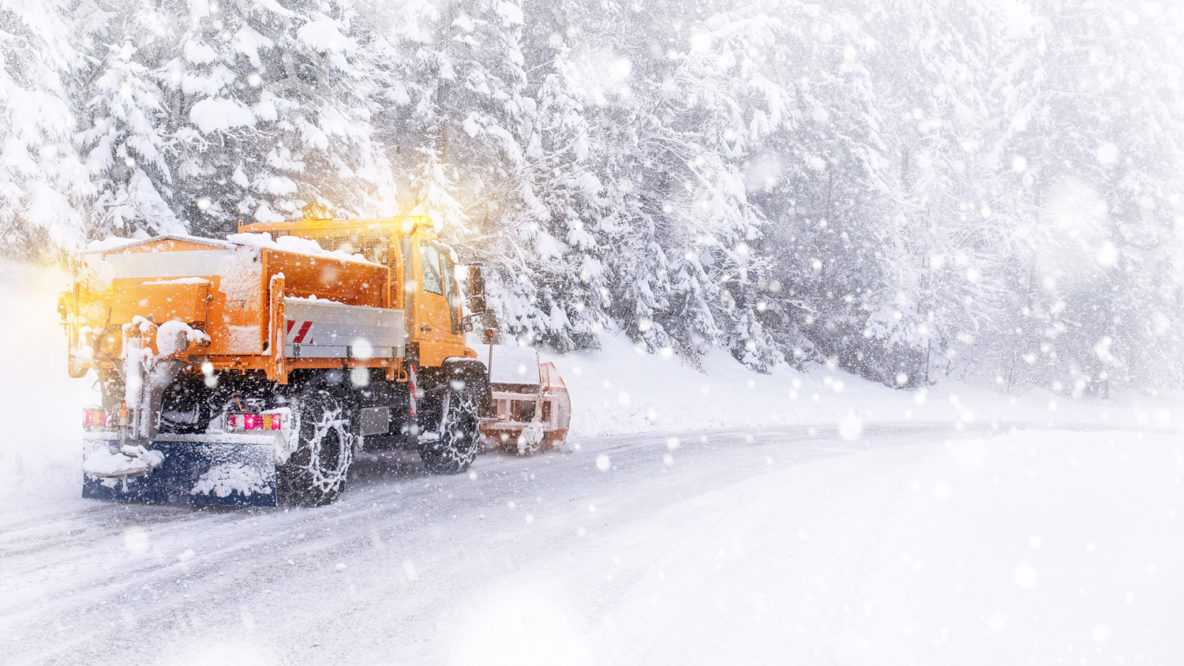 New Jersey snow plow insurance